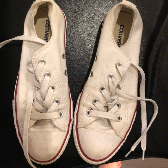 Converse Shoes - White converse sneakers